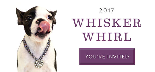 You're invited to Whisker Whirl 2017